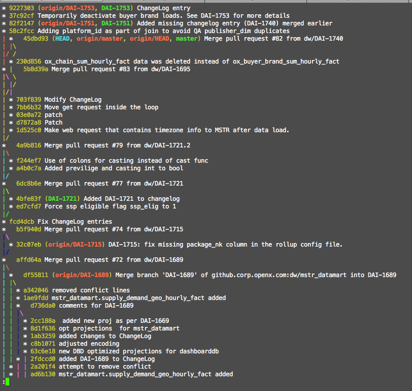 Set terminal background color based on system name – Data